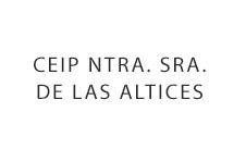 CEIP NTRA. SRA. DE LAS ALTICES